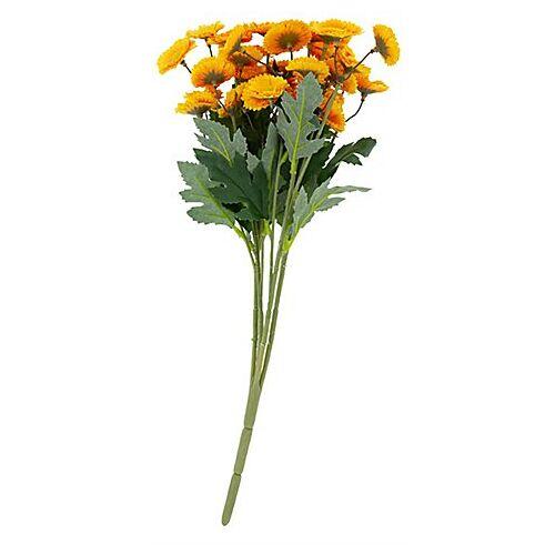 Blüten Pick, gelb, 40 cm