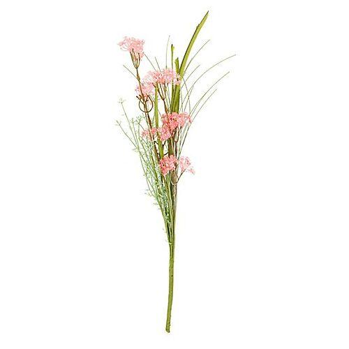 Wiesenblumen Pick, rosa, 60 cm