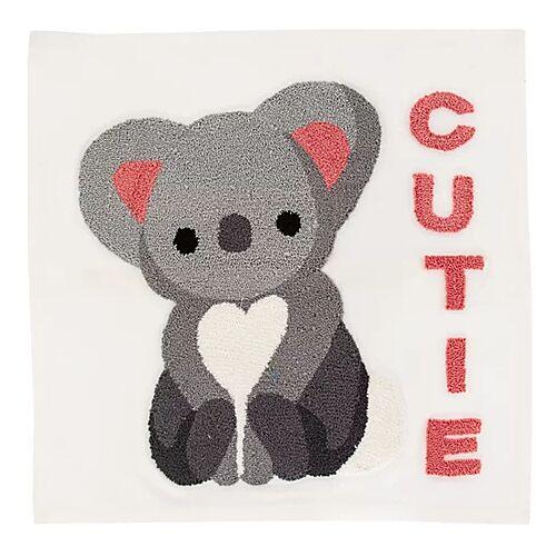Punch Needle Kissen Koala