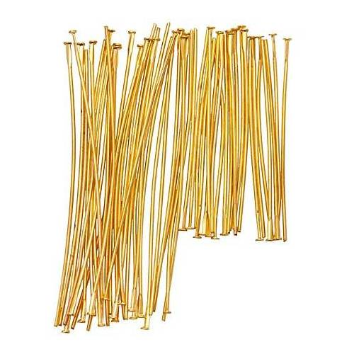 Stifte-Set, gold, 50x 30 mm, 50x 50 mm