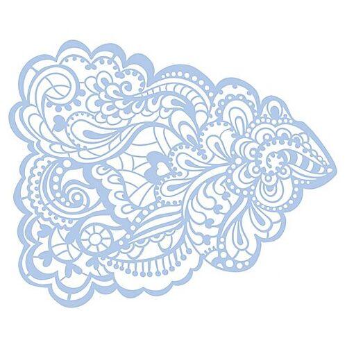 """Maskier-Schablone """"Mandala"""", 26 x 32 cm"""