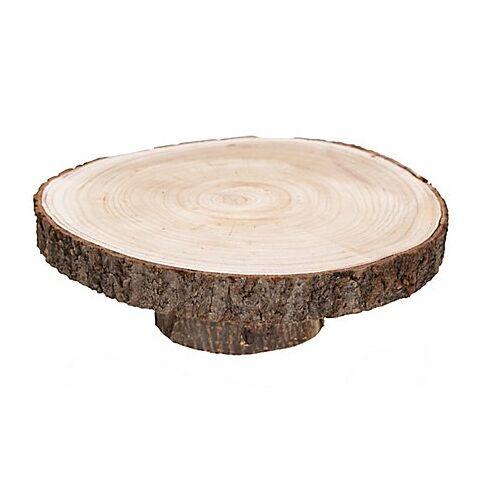 Baumscheibe mit Fuß, 29 cm Ø