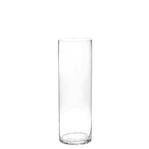 Glasvase, rund, 10 cm Ø