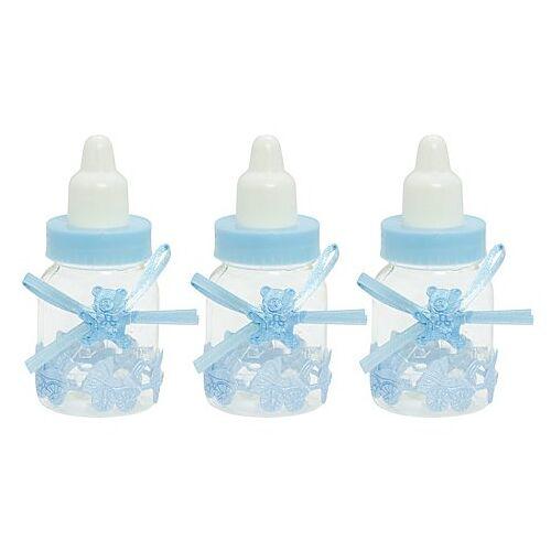 """Babyflaschen """"blau"""""""