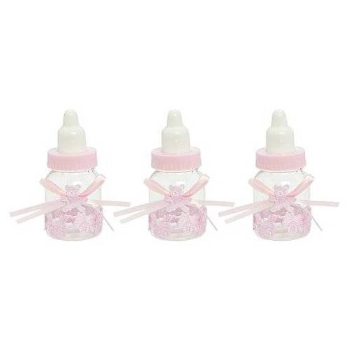 """Babyflaschen """"rosa"""""""