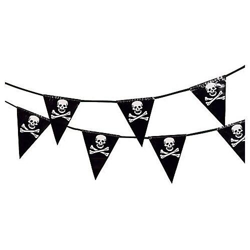 "Wimpelkette ""Pirat"", 6 m"