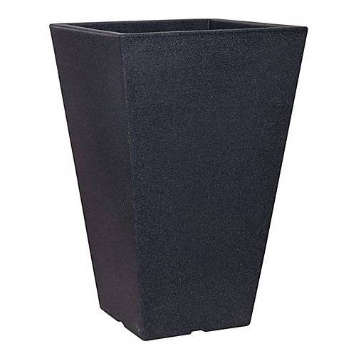 Kunststoff-Übertopf, 35 x 35 x 55 cm