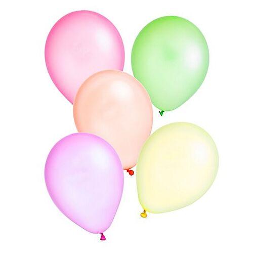 "Luftballons ""neon"", Ø 25 cm, 50 Stück"
