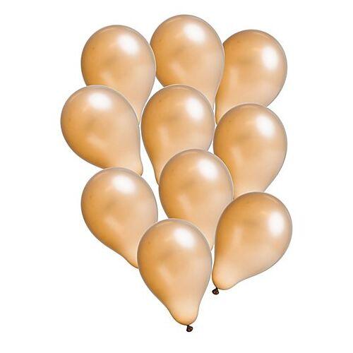 """Luftballons """"Metallic"""", gold, Ø 30 cm,10 Stück"""