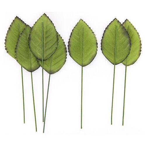 Rosenblätter, 5 x 3 cm, 20 Stück