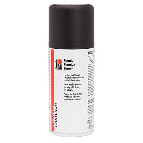 Marabu Fixativ-Spray, 150 ml
