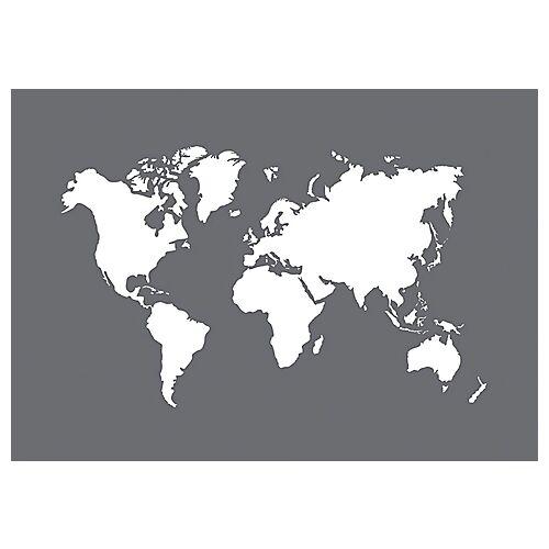 """Rayher Siebdruck-Schablone """"Weltkarte"""""""