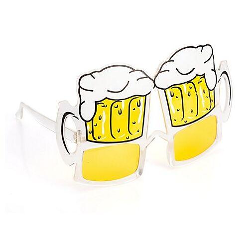 Brille Bierkrug