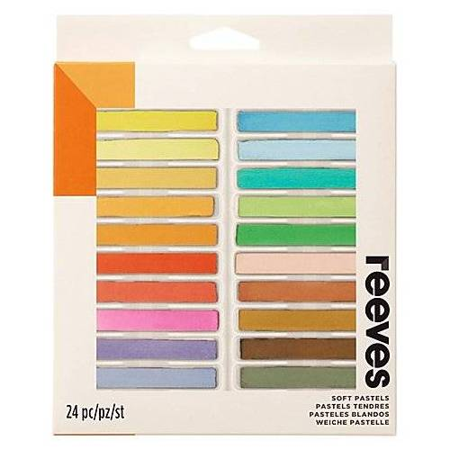 Soft-Pastellkreiden-Set