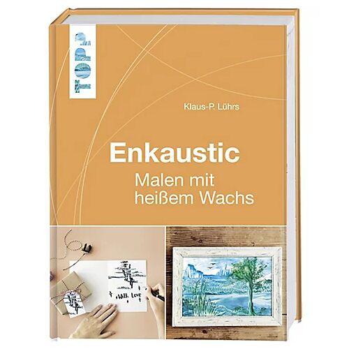 """Buch """"Enkaustic - Malen mit heißem Wachs"""""""