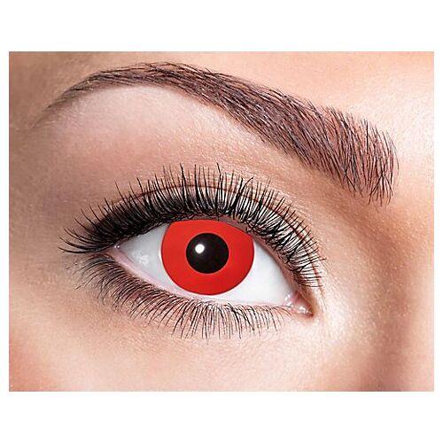 """Kontaktlinsen """"Red Devil"""", Tageslinsen"""