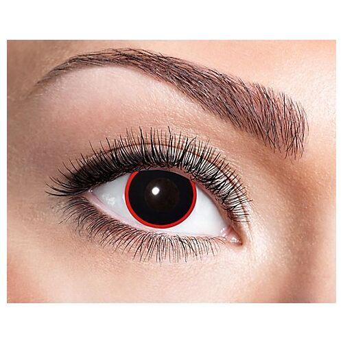 "Kontaktlinsen ""Red Ring"""