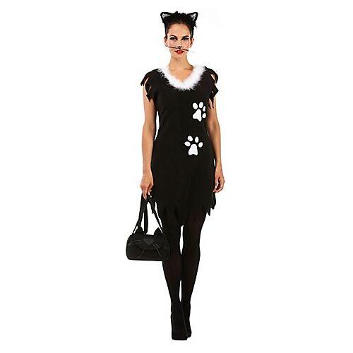 """Katzenkostüm """"Black Cat"""" für Damen"""