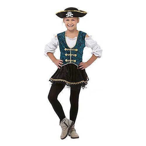 """Piraten-Kostüm """"Mary Ann"""" für Kinder"""