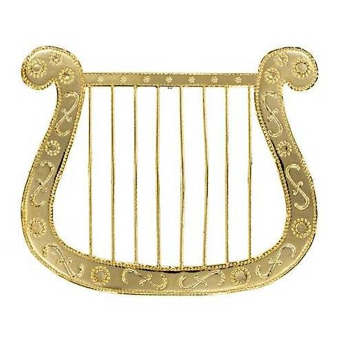 Goldene Harfe