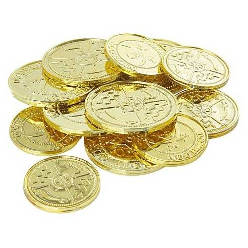 Münzen, gold