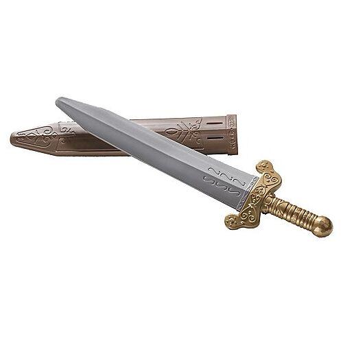 Römisches Schwert, silber/gold