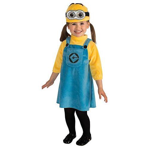 Minion Kleid für Kleinkinder
