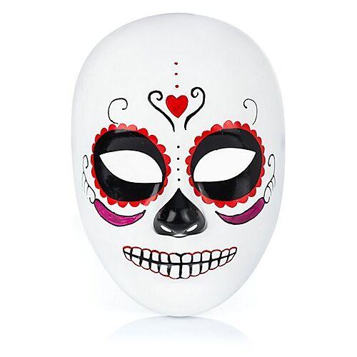 Mexikanische Totenmaske für Damen
