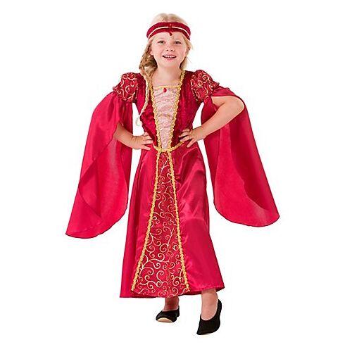 Burgfräulein-Kleid für Kinder