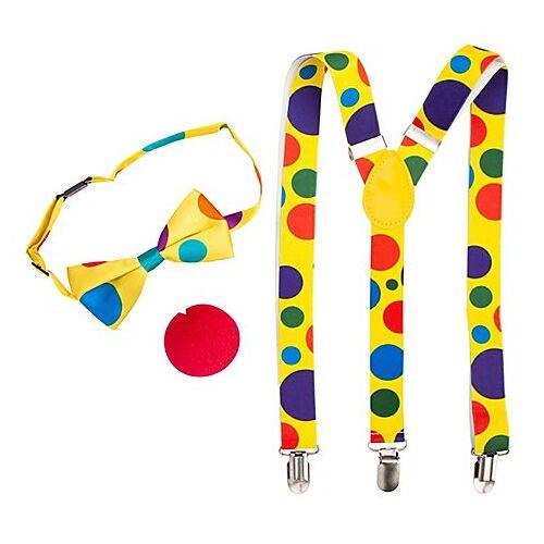 "Clown-Set ""Punkte"""