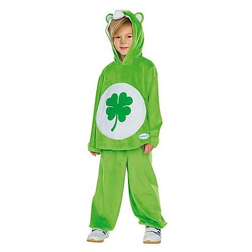 Glücksbärchi Kostüm für Kinder, grün