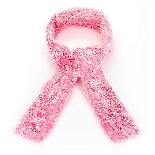 Schal, rosa