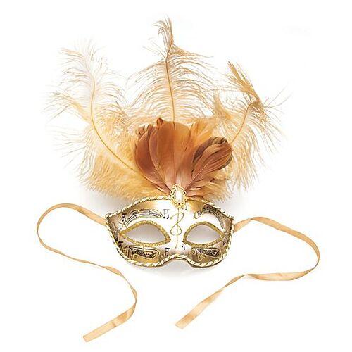 """Maske """"Venezia"""", gold"""