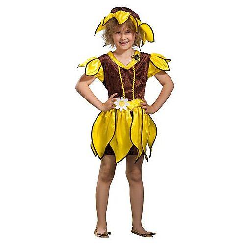 Sonnenblume Kostüm für Kinder