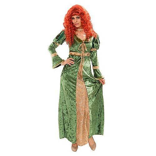 """Kostüm """"Burgfräulein"""", grün"""