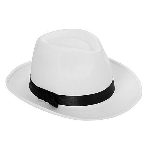 """Mafiosi Hut """"Giovanni"""", weiß"""
