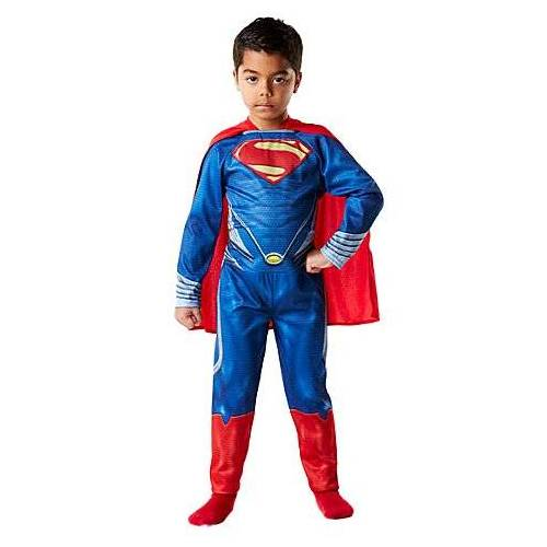 DC Comics Superman Kostüm für Kinder