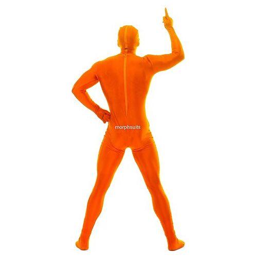 Morphsuit, orange