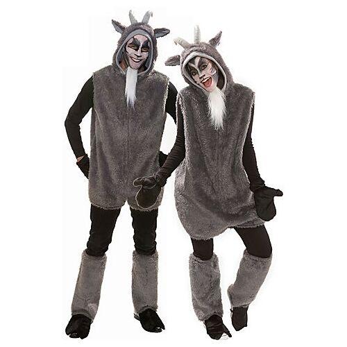 buttinette Ziegen-Kostüm für SIE und IHN