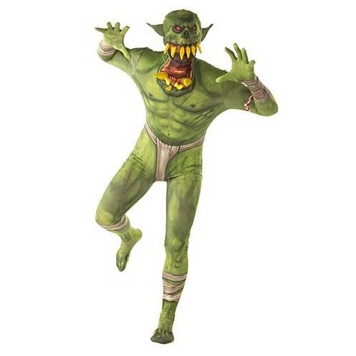 "Morphsuit ""Ork"", grün"
