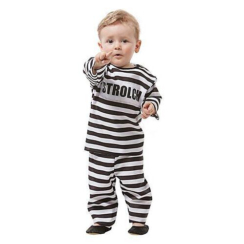Sträfling Kostüm für Kleinkinder