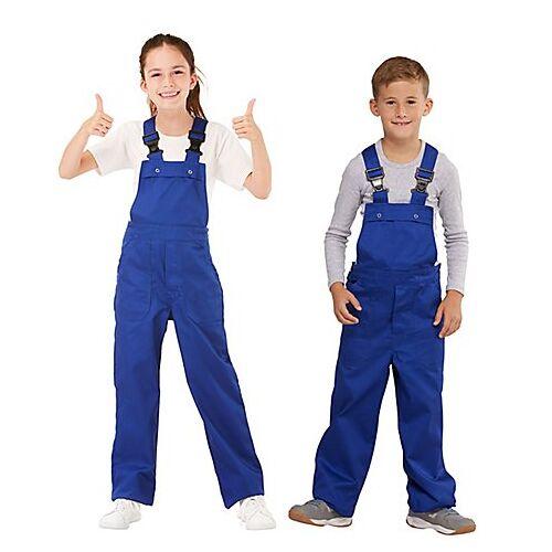 Latzhose für Kinder, blau