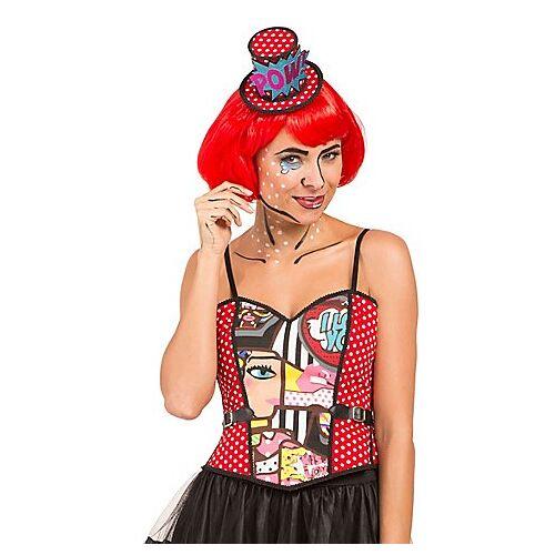 ART Pop Art Corsage für Damen
