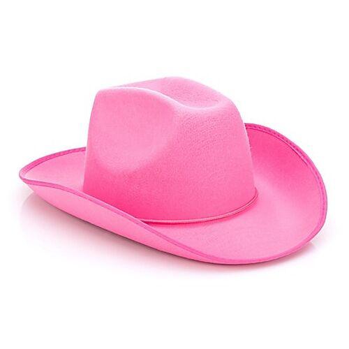 Cowboyhut, pink