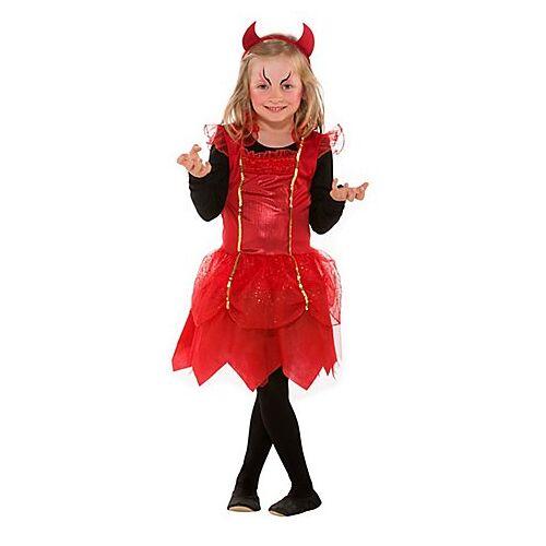 Teufelchen-Kleid für Kinder