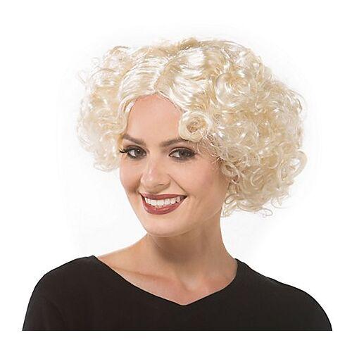 """Perücke """"20er Jahre"""", blond"""