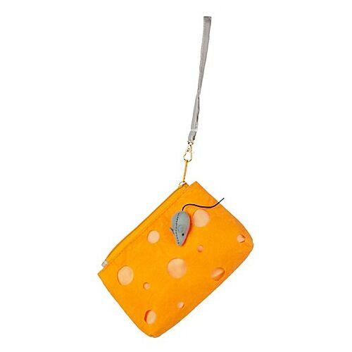 buttinette Tasche Käse, gelb