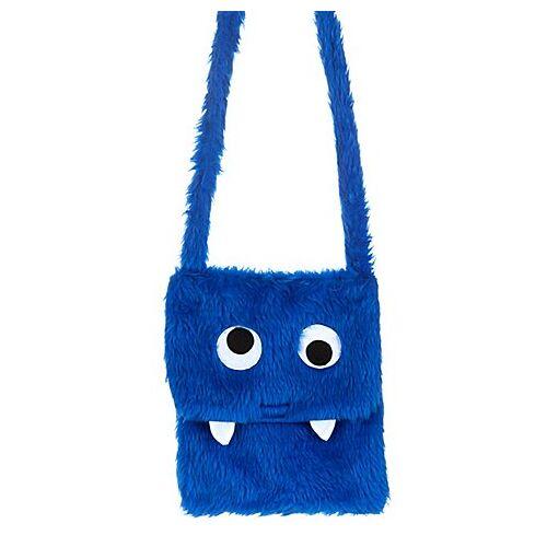 Monstertasche, blau