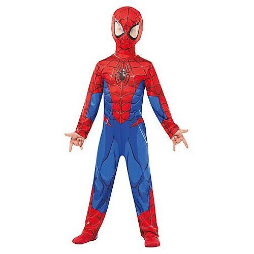 Marvel Kostüm Spiderman für Kinder, blau/rot