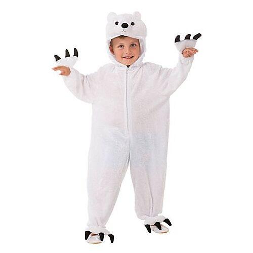 Eisbär-Overall für Kinder